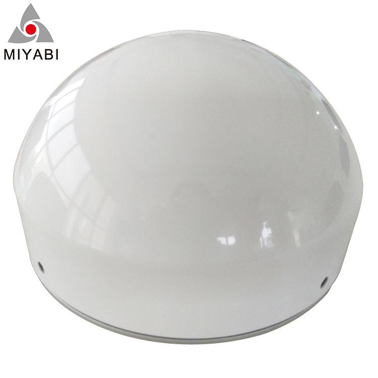 玻璃钢天线罩结构设计