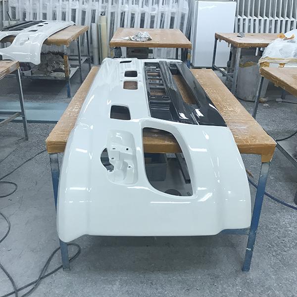 青岛玻璃钢汽车配件