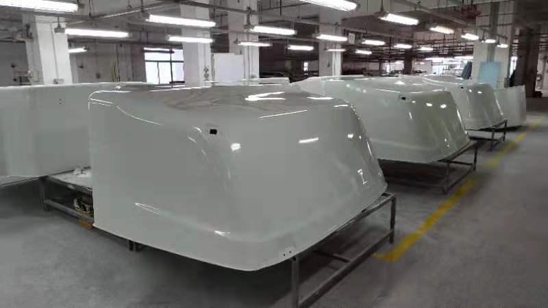 日照玻璃钢汽车配件生产厂家[雅日玻璃钢]